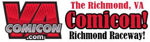 Comicon returns to the Richmond Raceway!