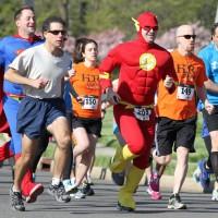 CASA Superhero Run!