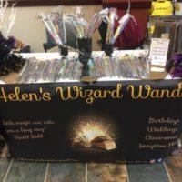 Helen's Wizard Wands