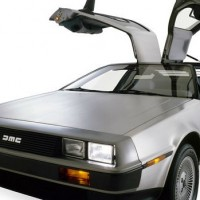 1981 Delorean DMC-12!