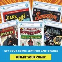 CBCS Comic Grading!