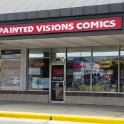 Painted Visions Comics!