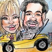 Carolina Caricatures