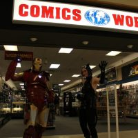 Comics World!