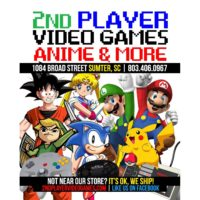 2nd Player Video Games