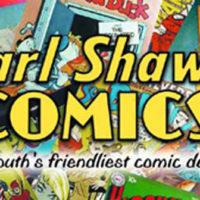 Earl Shaw's Comics