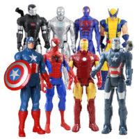 Comic Fan Toys