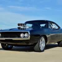 Dom's 1970 Dodge Charger!