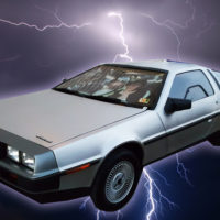 1983 Delorean DMC-12!