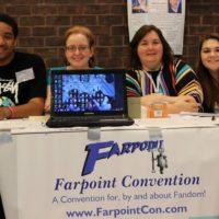 Farpoint Convention!