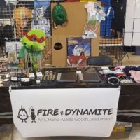 Fire and Dynamite Arts!