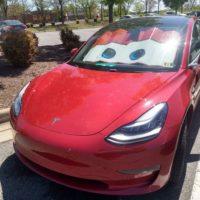 CARS! Tesla Ltd Ed Red Model 3