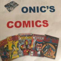 Onic's Comics